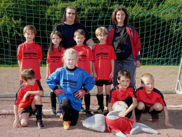 F-Jugend 2010-11
